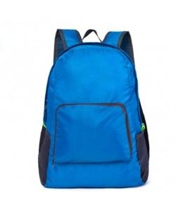 Unisex Nylon Multi Function Folding Outdoor Waterproof Backpack (Ready Stock)