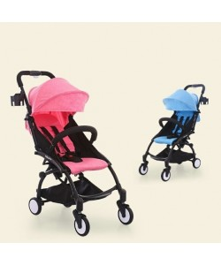 Baby Stroller Ultra Light Portable Umbrella Folding Stroller (Ready Stock)