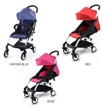 Baby Stroller Ultra Light Portable Umbrella Folding Stroller (Ready Stock) [Free 1 Stainless Steel thermos flask for each stroller purchased]