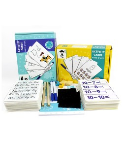 Children Early Education Alphanumeric Learning Flash Card (Ready Stock)