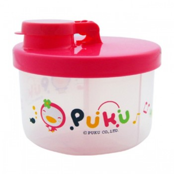 PUKU Baby Milk Powder Container Pink