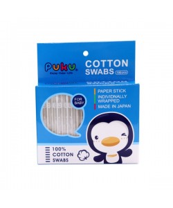 PUKU Cotton Stick 100 PS