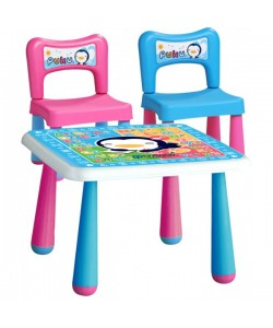PUKU Table & 2 Chair (L)