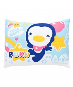 PUKU Baby Pillow 32 x 24CM Blue/Pink