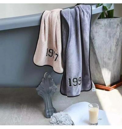 Superfine Fiber Years Hand Towel Grey (Ready Stock)