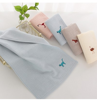 100% Cotton Bath Towel (Ready Stock)
