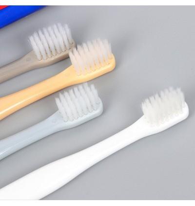 Minisoft Toothbrush 4 Pcs (Ready Stock)