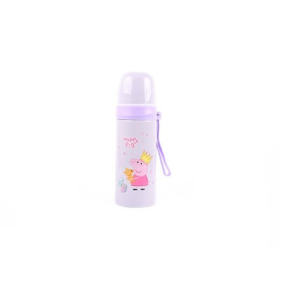 Children Happy Pig Stainless Steel Thermos 350ml (Ready Stock)
