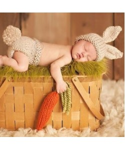 Hand-knitted Baby Photography Costumes (Ready Stock)