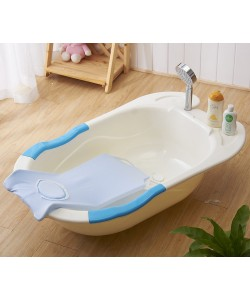 Baby Bath Tub Newborn Supplies Baby Child Bath Basin (Ready Stock)