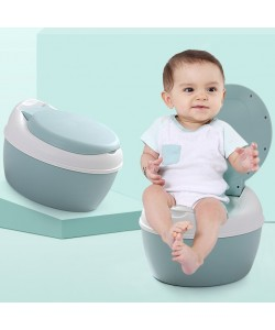 Potty Training With Lid Baby Child Potty Seat (Ready Stock)