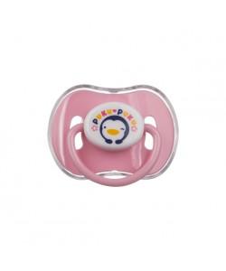 PUKU Baby Pacifier New Born (Pink)
