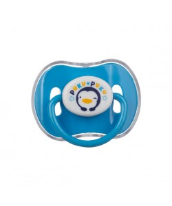PUKU Baby Pacifier 6 months+ (Blue)