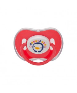 PUKU Baby Pacifier 6 months+ (Red)