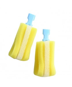PUKU Sponse Rotary Replaceable Brush Head 2pcs