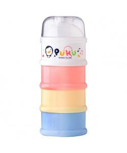 PUKU Baby Milk Powder Container 4 Layer