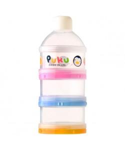 PUKU Baby Milk Powder Container 3 Layer