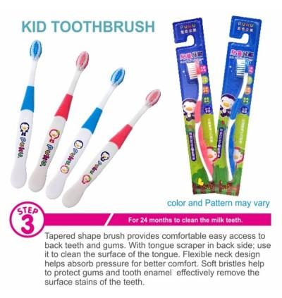 PUKU Kid Toothbrush