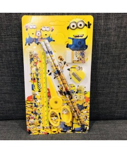 MINION 6 in 1 Stationery Set - 36602110