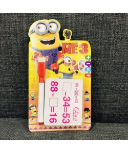 MINION 2 in 1 Stationery Set - 36602272
