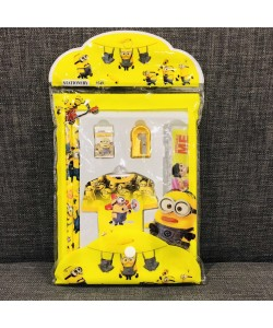 MINION 5 in 1 Stationery Set - 36609549