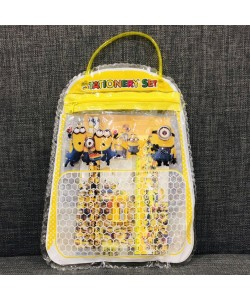 MINION 5 in 1 Stationery Set - 36600802