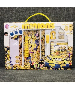 MINION 6 in 1 Stationery Set - 36602250