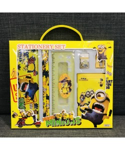 MINION 6 in 1 Stationery Set - 36602263