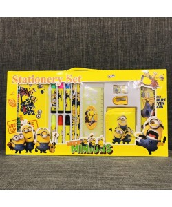 MINION 8 in 1 Stationery Set - 36602248