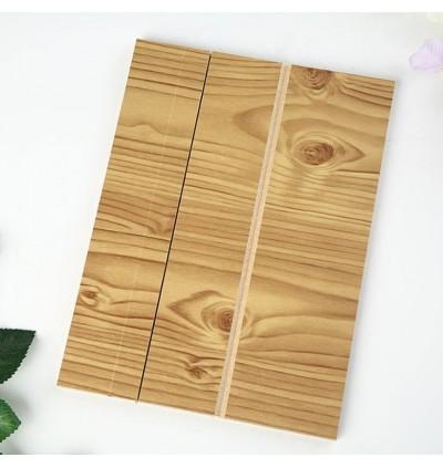 12 Inch 3D Wood Grain HD Mobile Phone Screen Magnifier