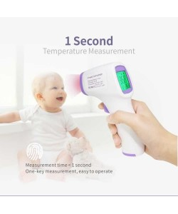(Ready Stock) Infrared Thermometer Body Temperature Digital Measure Meter 体温计