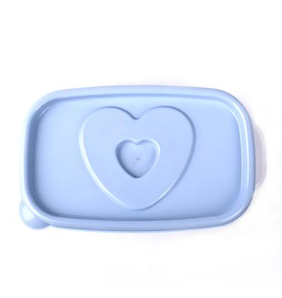 Small Rectangular fresh-keeping Box 保鲜盒 (2 Pieces)
