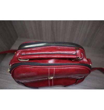 Maroon Red Sling Bag (2nd-hand)